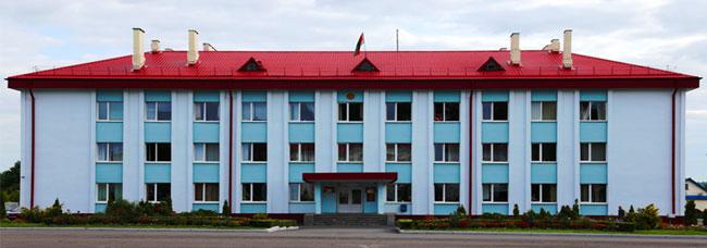 Здание райисполкома